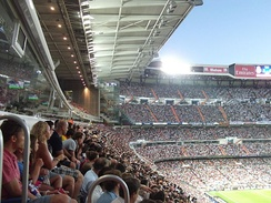 The number of season tickets at the Bernabéu is capped at 65,000, with the remaining seats made available to the general public.