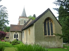 St Peter and St Paul's Church, Church Hill, Nutfield (NHLE Code 1377573).JPG