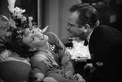 "Greta Garbo and Melvyn Douglas in ""Two-Faced Woman"" (1941)"