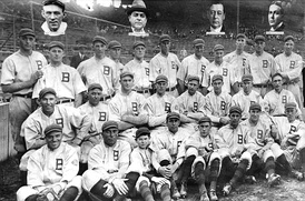 The team that won their first World Series in 1914
