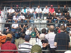 2008 drivers' meeting
