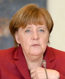 Angela Merkel, Chancellor of Germany since 2005