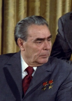 The Brezhnev era is commonly referred to by historians as the Era of Stagnation, a term coined by CPSU General Secretary Gorbachev[17]