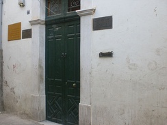 Birth home of Ibn Khaldun at Tunis