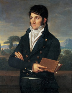 Lucien Bonaparte, 24-year-old brother of Napoléon, was elected President of the Council of Five Hundred, by François-Xavier Fabre, Museo Napoleonico, Rome