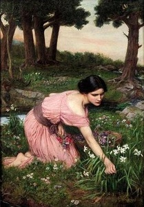 Spring Spreads One Green Lap of Flowers1910