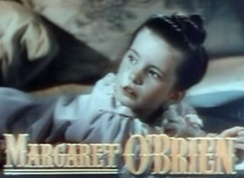 Margaret O'Brien was honored for her 1944 performances.