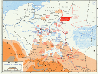 Forces after 14 September with troop movements after this date