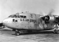 317th C-119 Flying Boxcar