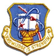 Emblem of the 3525th Pilot Training Wing