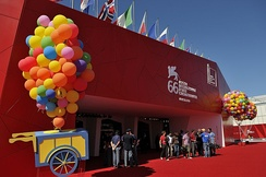 The Venice Film Festival is the oldest film festival in the world and one of the most prestigious and publicized