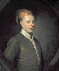 Alan Ramsay, the most influential literary figure in early eighteenth-century Scotland