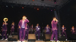 "Banda el Recodo renowned as ""the mother of all bands"""