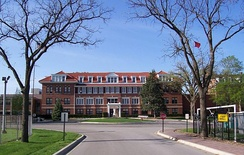 Lisle is home to Benet Academy, a private high school