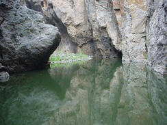 The Somoto Canyon National Monument is located in Somoto in the Madriz Department in Northern Nicaragua.