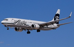 The first 737-900 was delivered to Alaska Airlines on May 15, 2001