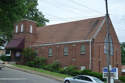 Lighthouse Lutheran Church, an LCMC congregation in Freedom, Pennsylvania