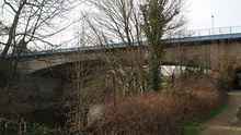 Privas Way roadbridge, Wetherby (25th March 2016) 007.JPG