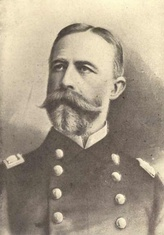 Rear Admiral William T. Sampson during the Spanish–American War