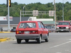 Yugo GVX (1.3 EFI version) in Wausau, Wisconsin