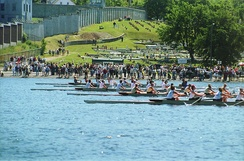 St. John's hosts North America's oldest annual sporting event, the Royal St. John's Regatta