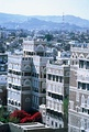 The old city of Sanaa, Yemen. Peninsular Arabs trace their lineage to Qahtan, who was reportedly based in Yemen.[30]