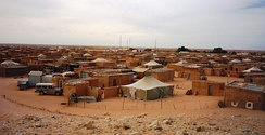 For over 30 years, several tens of thousands of Sahrawi refugees have been living in the region of Tindouf, Algeria, in the heart of the desert.