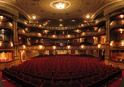 The Theatre Royal presents a range of West End and touring musicals and plays, along with performances of opera and ballet.
