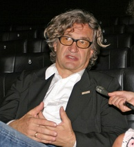 Wim Wenders attended the Talent Campus as a lecturer