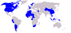 Operators of the A-17