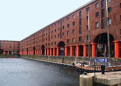 Tate Liverpool opened in 1988.