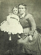 His mother, Ann Everington Roberts