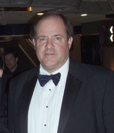 Chris Berman - former host of Sunday NFL Countdown, Monday Night Countdown, and lead anchor of ESPN's NFL Draft Coverage