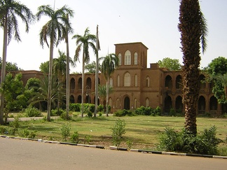 Khartoum University established in 1902