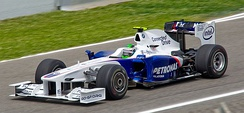 The poor performance of the F1.09 chassis contributed to BMW's withdrawal from Formula One at the end of the season.