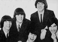 Los Mockers, from Uruguay in 1965