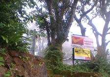 Indian Post Office at the Mango Orange village, Ooty Road