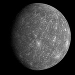 MESSENGER image of Mercury (2013)
