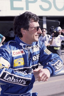 Mansell's teammate Riccardo Patrese ended the season ranked third.