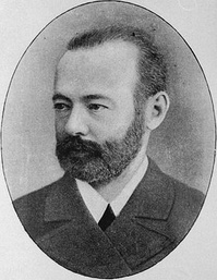 "Samuel Polyakov, nicknamed the ""most famous railroad king"" of the 19th century. He co-founded the World ORT in the 1880s, the largest Jewish education organization in the Russian Empire, perpetuating a vocational education program influenced by the values of Haskalah."