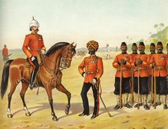 The Queen's Own Madras Sappers and Miners, 1896