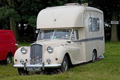 Princess DM4 motorhome conversion