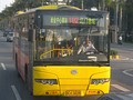 Yutong Bus in Jiangmen, China[where?]