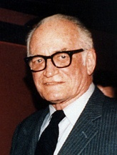 Senator Barry Goldwater, Former Chairman of the Senate Armed Services Committee