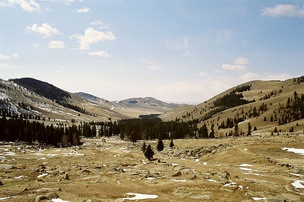 Bogd Khan Uul National Park in Mongolia is one of the earliest preserved areas now called a national park.
