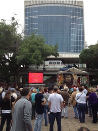 Hemming Park plays host to a variety of cultural events throughout the year.