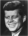 Senator John F. Kennedy from Massachusetts