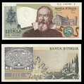 2000 lire – obverse and reverse – printed in 1973