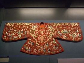 Traditional clothing from the Ming dynasty