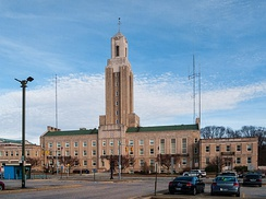 Pawtucket City Hall, Pawtucket